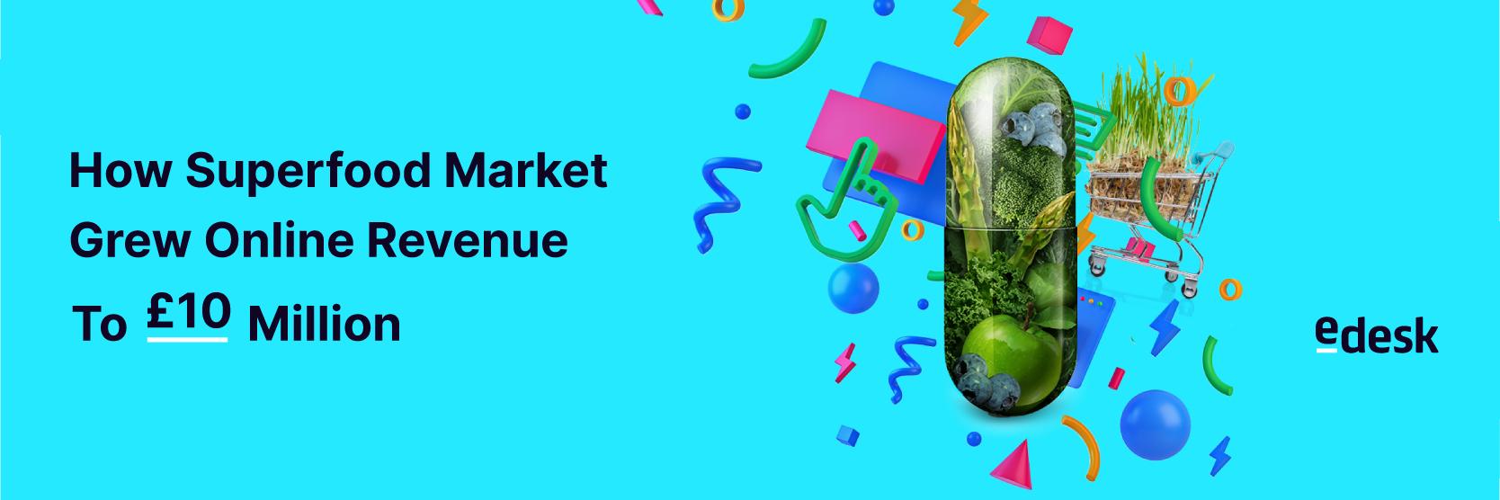 Superfood Market Webinar Banner